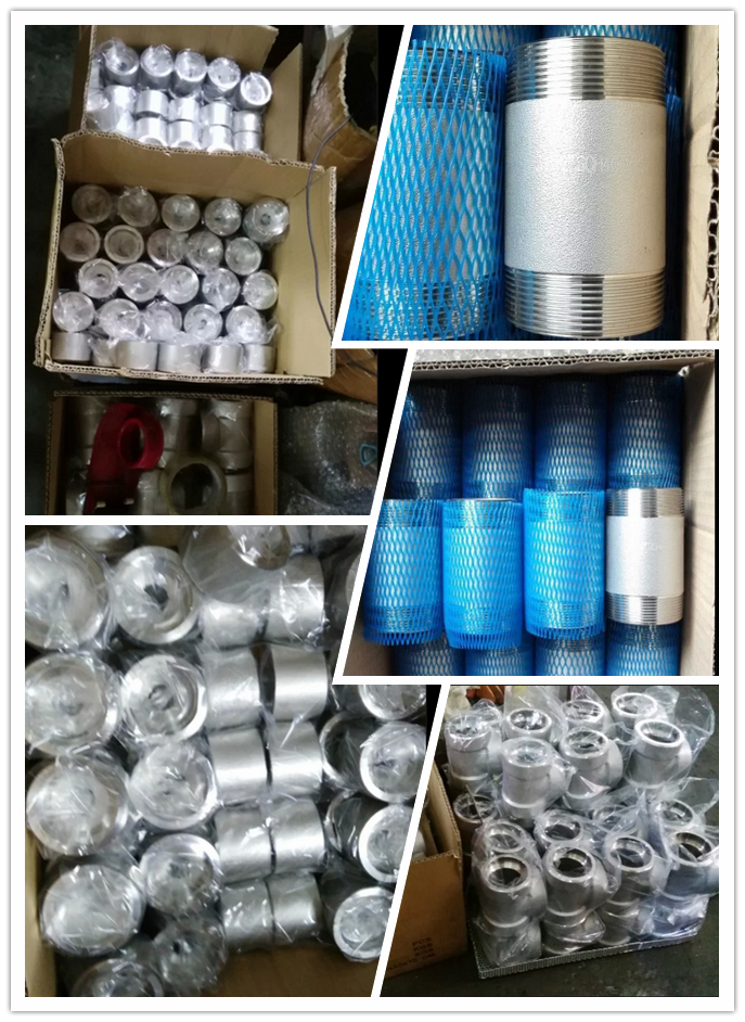 thread or socket weled forged fittings 5