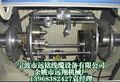 High speed wire stringing machine copper wire twisting