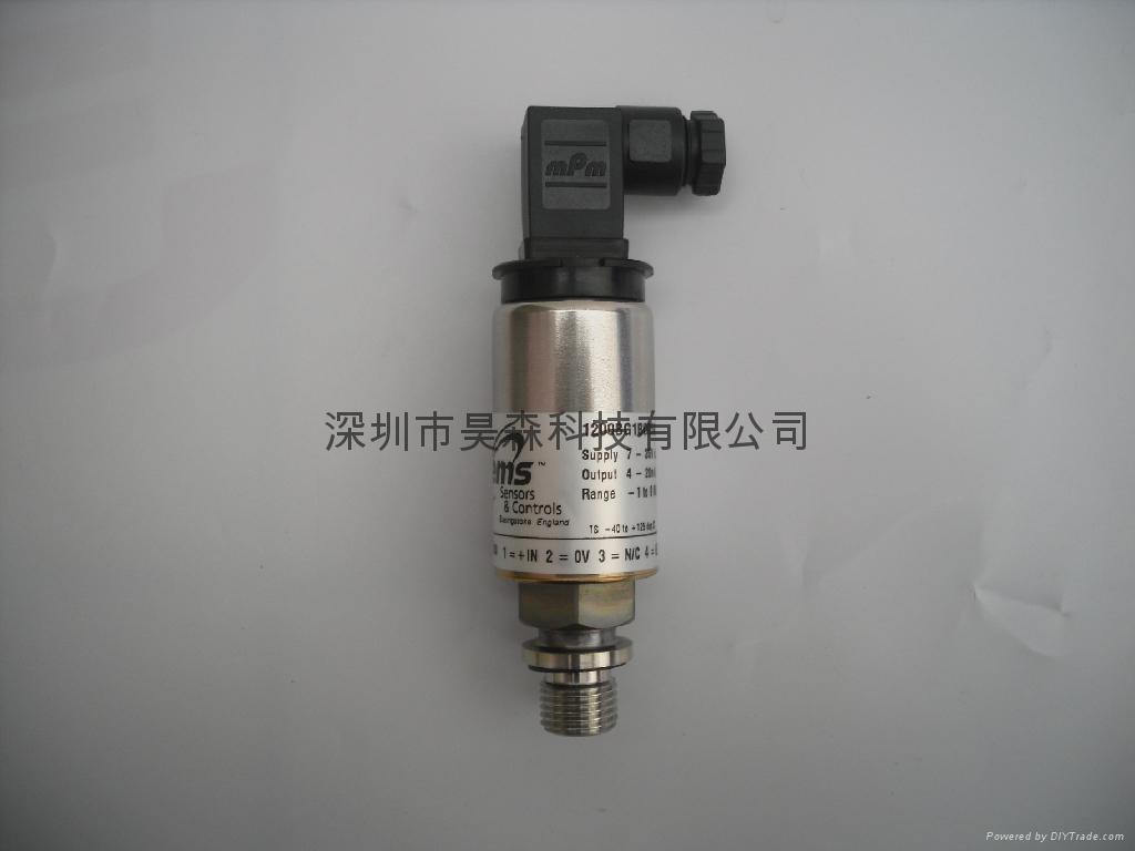 英國GEMS 1200系列通用型壓力變送器 1