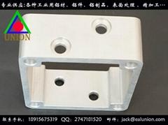 铝合金方管件