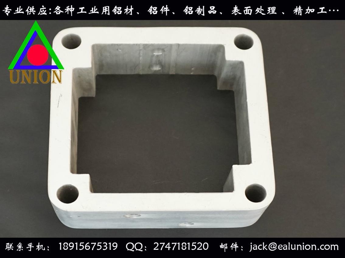 铝合金方管件 4