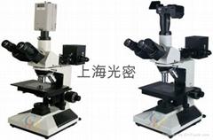 正置透反射金相显微镜