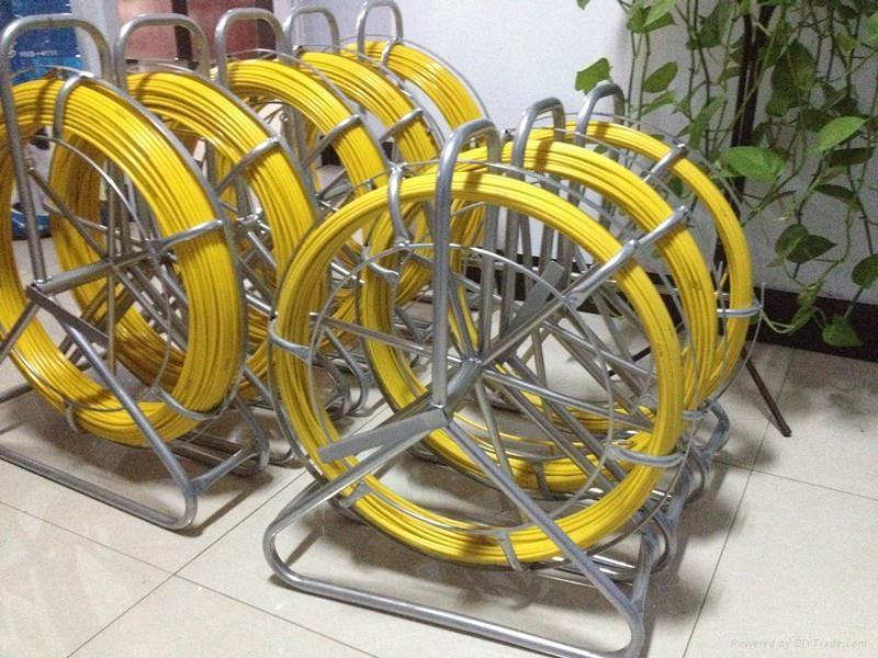 Fiberglass duct rodder/snake duct rodder/Fish tape 2