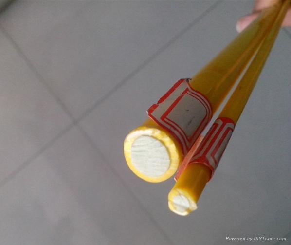 Fiberglass duct rodder/snake duct rodder/Fish tape 3