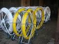 Fiberglass duct rodder/snake duct rodder/Fish tape 5