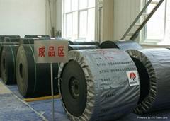 PVC阻燃输送带