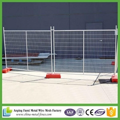 2016 Australia High Standard Ga  anized Temporary Fence for sale cheap can be hi
