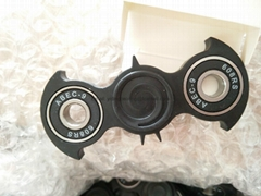 Batman hand spinner with 608 bearing