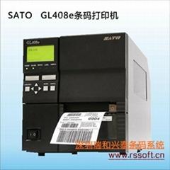佐藤SATO GL408/GL412工业条码标签打印机  (停产)