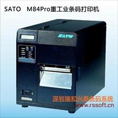 佐藤SATO M84PRO重工业标签打印机