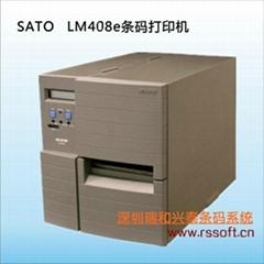 佐藤SATO LM408E物流條碼標籤打印機(停產)