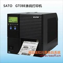佐藤SATO GT412E高精度条码标签打印机(停产)
