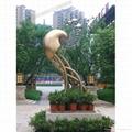 重庆景区雕塑