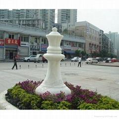 重庆园区雕塑