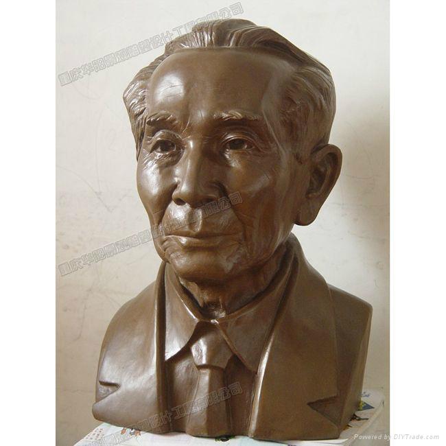 重庆肖像雕塑 1