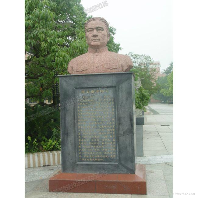 重庆肖像雕塑 4