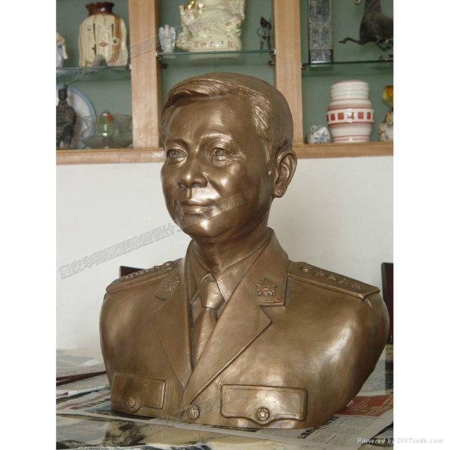重庆肖像雕塑 5
