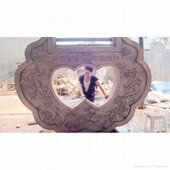 重慶地產雕塑