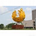 重庆抽象雕塑