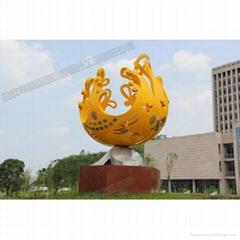 重慶抽象雕塑
