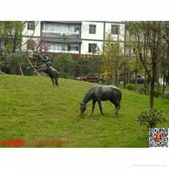 重慶公園雕塑