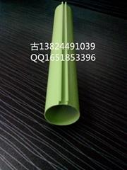 铝圆管天花