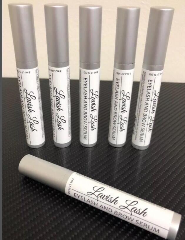 Hairgenics LAVISH LASH Eyelash Growth Enhancer and Eyebrow Serum 1