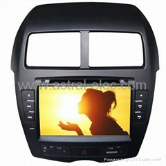 "wholesale 8"" car dvd player car dvd navigation Special PEUGEOT 4008"
