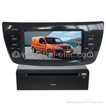 Chinese car media system car gps navigation Special FIAT DOBLO 1