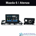 OEM Manufacturer Android Car Dvd Player Stereo Navigation Mazda 6 Atenza