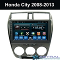 OEM Manufacturer Android 6.0 Double Din Car Stereo Honda City 2008-2013