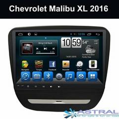 OEM GPS Navigation Chevrolet Malibu XL