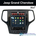 Wholesale 10.1 Inch Auto Navigation Device Head Unit Jeep Grand Cherokee