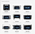 OEM Android 6.0 Car Dvd Player USB Radio GPS Tv Toyota Old Camry Corolla