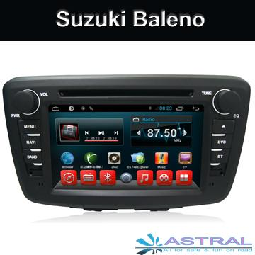 Factory Professional Custom Bluetooth Car Stereo Head Unit Suzuki Baleno