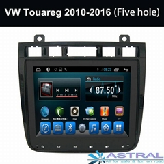 Professional OEM Dash Radio Car Dvd Player VolksWagen Touareg 2015 2016