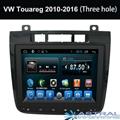 Professional OEM Dash Radio Car Dvd Player VolksWagen Touareg 2015 2016