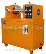 雙輥電加熱開煉機