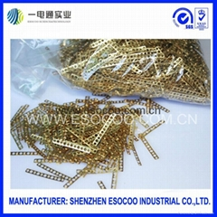brass smt splice clips