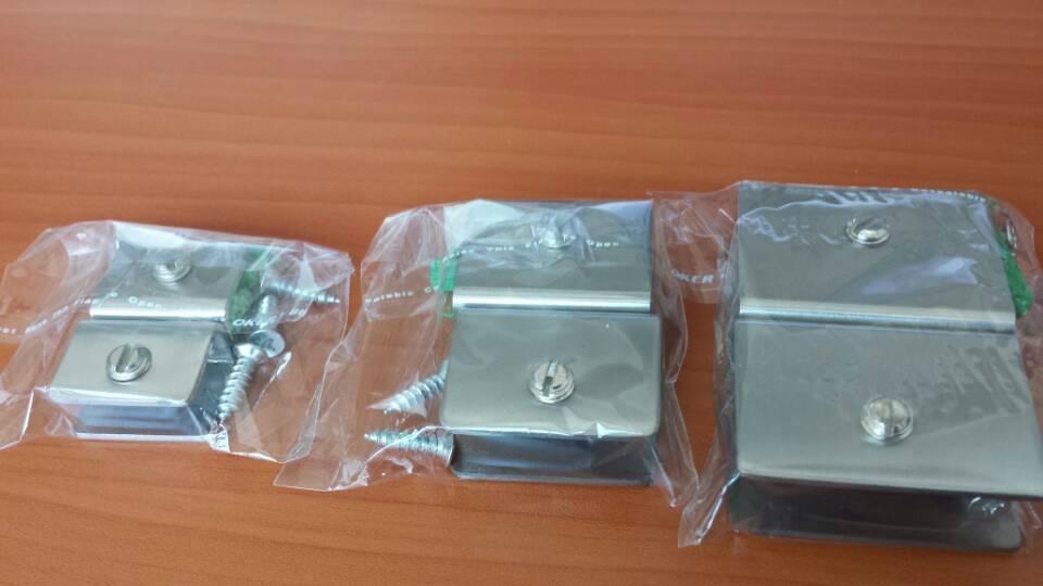 aluminium glass clip 4