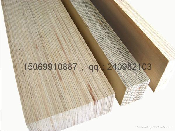 建筑级杨木LVL多层板木方 1