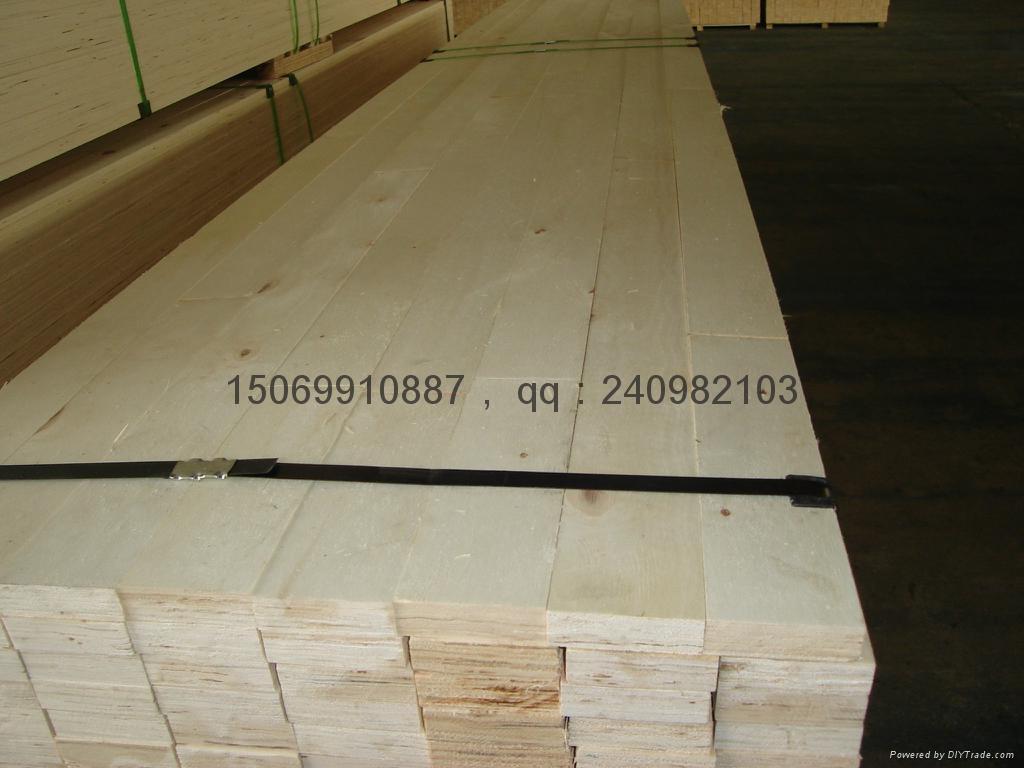 建筑级杨木LVL多层板木方 2
