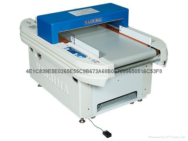 羽島HASHIMA檢針機 HN-870C傳送帶式檢針機HN-780G 1
