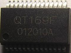 泉盛电子16通道强抗干扰防水触摸芯片
