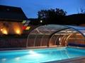 Luxury High Retractable swimming Pool