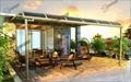 luxury Aluminium garden Patio Cover