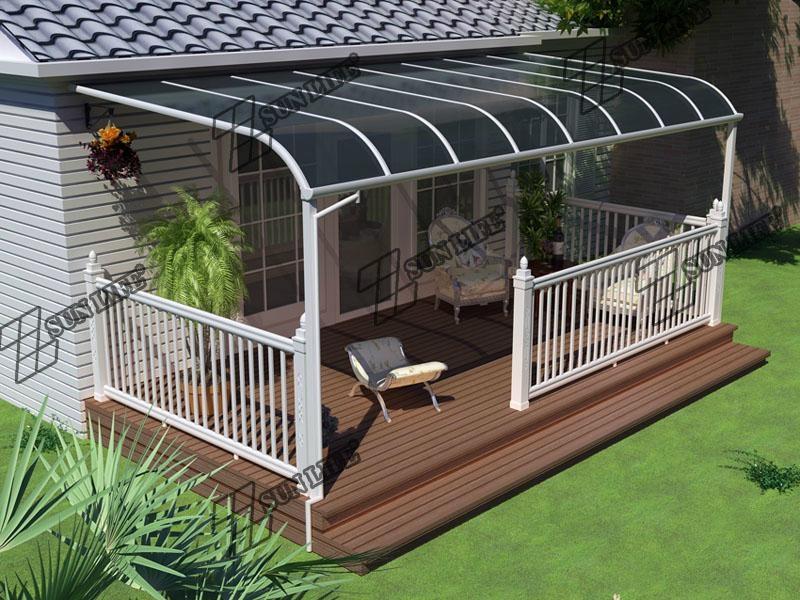 Luxury Aluminium Garden Patio Cover 1 2