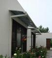 Elegant design door canopy  DIY awning