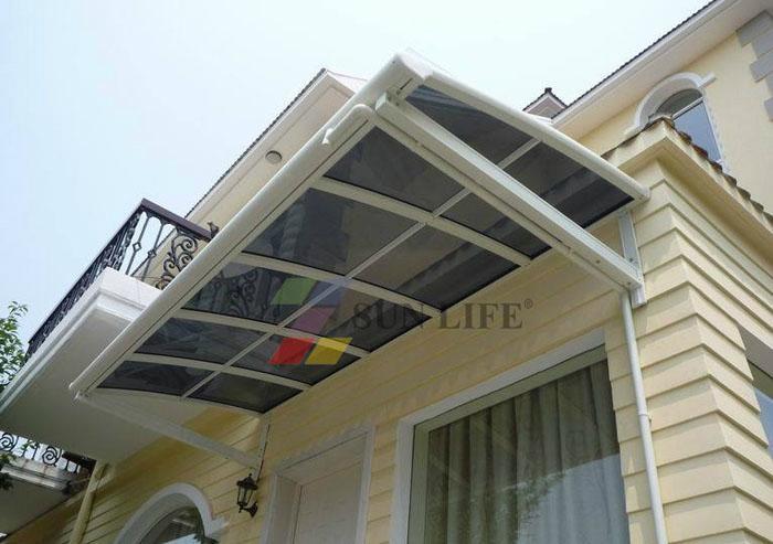 Elegant Design Door Canopy Diy Awning Sunshade Sl 13