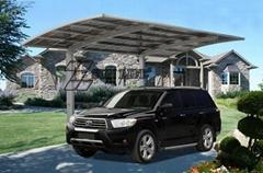 Easy Installation mobile carport modern carport carport canopy